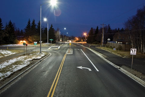 Cree Leds And Led Modules For Roadway Amp Parking Applications
