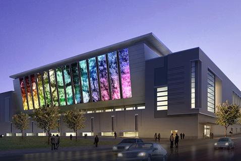 Cree color leds are optimized for architectural lighting