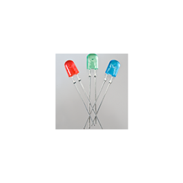 Cree 5-mm Oval Color Series LED Components