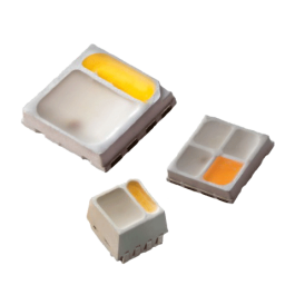SMD Color LEDs for Architectural Illumination